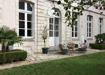 Suites meublées dans une demeure de caractère au centre de Chartres